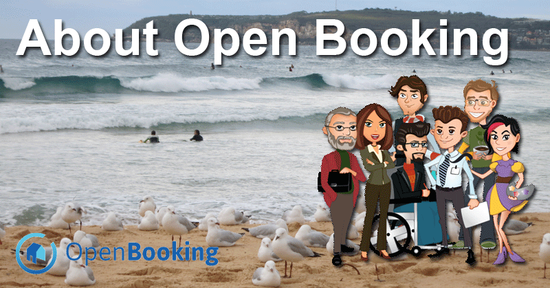 About Open Booking