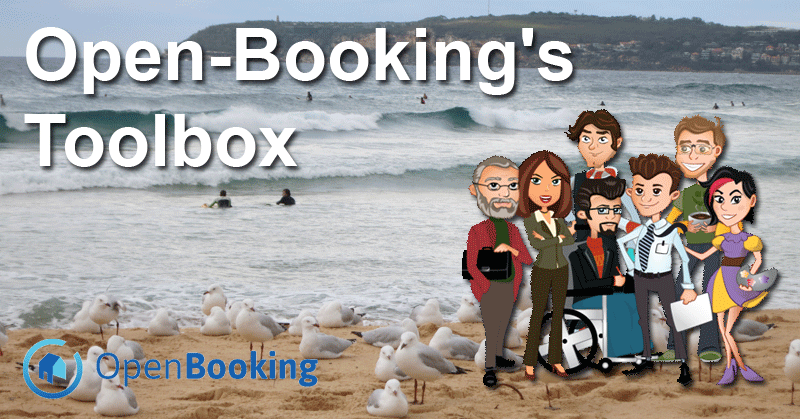 Open-Booking's Toolbox