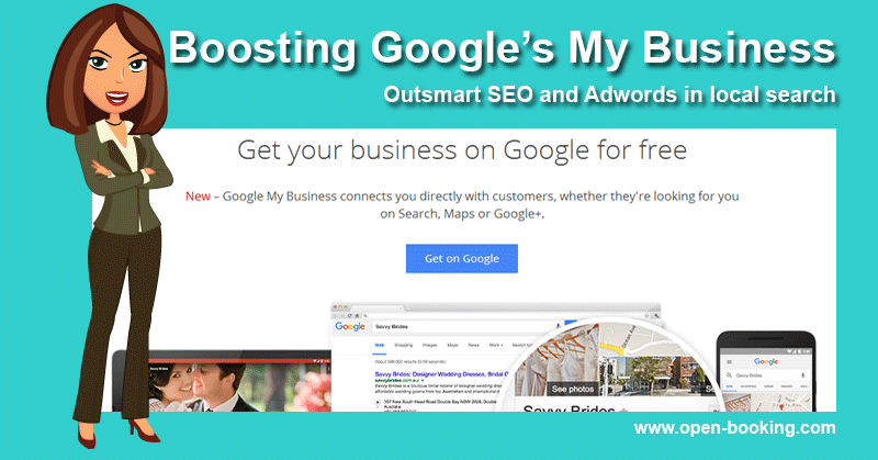 Google's My Business: Boosting Direct Bookings For Free
