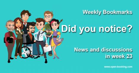 Weekly bookmarks – Week 23